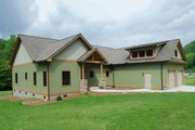 Craftsman Style House Plan - 3 Beds 2.5 Baths 2235 Sq/Ft Plan #932-10 Exterior - Other Elevation