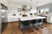Farmhouse Style House Plan - 3 Beds 2.5 Baths 2878 Sq/Ft Plan #1070-10 Interior - Kitchen