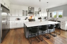 Dream House Plan - Farmhouse Interior - Kitchen Plan #1070-10