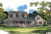 Farmhouse Style House Plan - 3 Beds 2.5 Baths 2090 Sq/Ft Plan #72-132