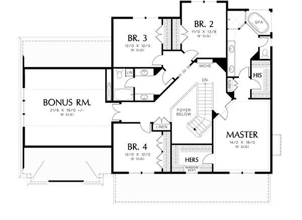 country floor plan main floor plan plan 48 183 - Country Floor Plans