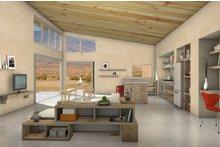 House Blueprint - Modern Interior - Family Room Plan #497-32