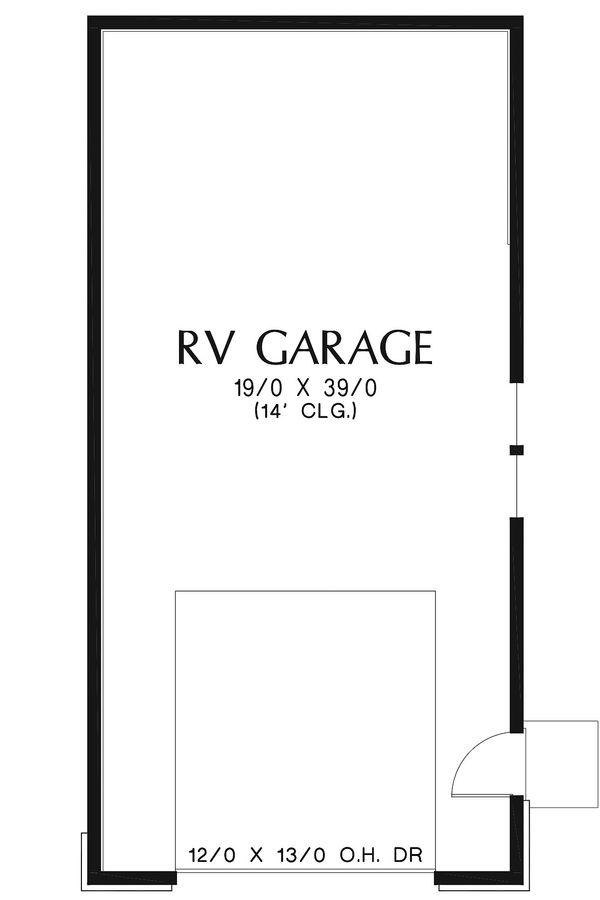 House Plan Design - Traditional Floor Plan - Main Floor Plan #48-929