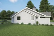 Craftsman Style House Plan - 3 Beds 2 Baths 2334 Sq/Ft Plan #1070-114 Exterior - Other Elevation