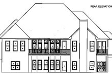 European Exterior - Other Elevation Plan #437-48