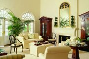 Colonial Style House Plan - 4 Beds 5 Baths 5387 Sq/Ft Plan #137-230 Interior - Family Room