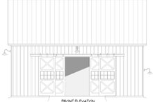 House Blueprint - Country Exterior - Front Elevation Plan #932-379