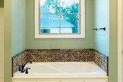 European Style House Plan - 4 Beds 2.5 Baths 2459 Sq/Ft Plan #430-139 Interior - Master Bathroom