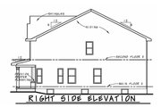 Traditional Style House Plan - 4 Beds 3.5 Baths 3486 Sq/Ft Plan #20-2422