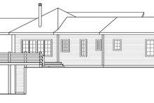 Home Plan - Craftsman Exterior - Other Elevation Plan #124-853