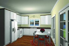 Cottage Interior - Other Plan #44-166