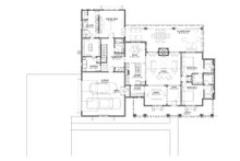 Farmhouse Floor Plan - Main Floor Plan Plan #1069-2