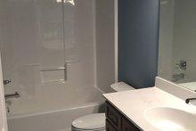 Architectural House Design - Lower Level Bath