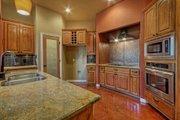 Mediterranean Style House Plan - 5 Beds 3 Baths 3067 Sq/Ft Plan #80-184 Interior - Kitchen