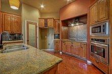 Dream House Plan - Mediterranean Interior - Kitchen Plan #80-184