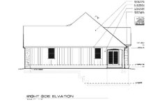 Craftsman Exterior - Other Elevation Plan #48-103
