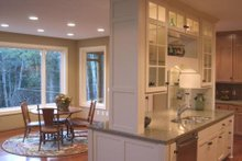 Home Plan - Kitchen photo of Craftsman style home