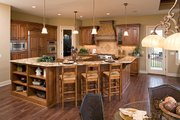 Country Style House Plan - 4 Beds 3.5 Baths 4790 Sq/Ft Plan #51-458 Photo