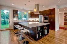 Contemporary Interior - Kitchen Plan #1042-19