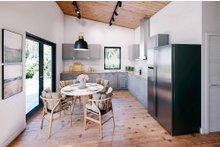 Dream House Plan - Contemporary Interior - Kitchen Plan #924-12