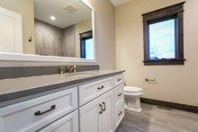 Ranch Interior - Bathroom Plan #70-1498