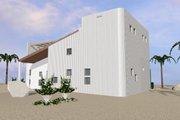 Beach Style House Plan - 3 Beds 3 Baths 3066 Sq/Ft Plan #535-23