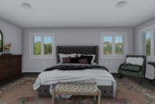 Traditional Interior - Master Bedroom Plan #1060-8