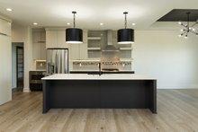Ranch Interior - Kitchen Plan #70-1477