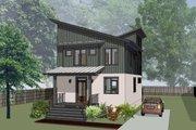 Modern Style House Plan - 3 Beds 2.5 Baths 1463 Sq/Ft Plan #79-294
