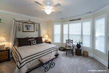 Country Interior - Master Bedroom Plan #929-704