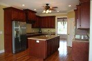European Style House Plan - 3 Beds 2.5 Baths 2369 Sq/Ft Plan #21-298 Interior - Kitchen