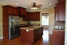 Dream House Plan - European Interior - Kitchen Plan #21-298