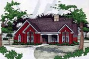 Traditional Style House Plan - 3 Beds 2 Baths 1675 Sq/Ft Plan #120-159 Photo
