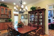 Classical Style House Plan - 4 Beds 4 Baths 4992 Sq/Ft Plan #137-113
