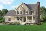 Farmhouse Style House Plan - 3 Beds 2.5 Baths 2064 Sq/Ft Plan #929-688