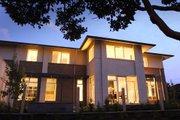 Modern Style House Plan - 4 Beds 2.5 Baths 4205 Sq/Ft Plan #496-2