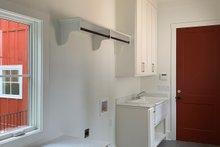 House Plan Design - Craftsman Interior - Laundry Plan #437-112