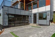 House Plan Design - Modern Photo Plan #1066-67