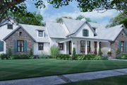Cottage Style House Plan - 3 Beds 2.5 Baths 1988 Sq/Ft Plan #120-269