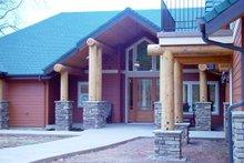 Dream House Plan - Craftsman Exterior - Other Elevation Plan #124-621