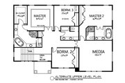 Traditional Style House Plan - 3 Beds 2.5 Baths 3092 Sq/Ft Plan #133-108 Floor Plan - Other Floor Plan