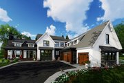 Farmhouse Style House Plan - 4 Beds 3.5 Baths 3052 Sq/Ft Plan #51-1145