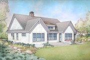 Farmhouse Style House Plan - 4 Beds 3.5 Baths 3445 Sq/Ft Plan #928-303 Exterior - Rear Elevation