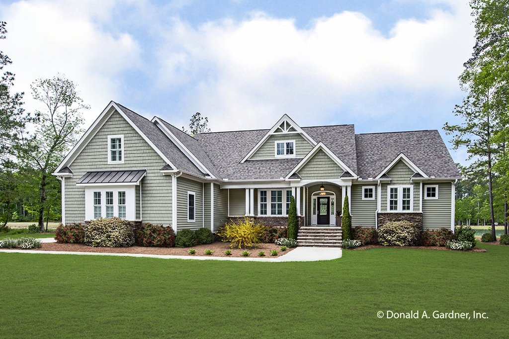 Ranch Style House Plan - 4 Beds 3 Baths 2494 Sq/Ft Plan #929-1005 on front of letter, picturi houses, front yard corner garden plans, front of house decorations, front of building, modern micro houses, front walkway of house landscaping, front of house designs, pichures houses, front porch designs for houses, front of a house, glass front houses, sunrooms build on houses, southern cottage style houses, lots of houses, front yard landscaping, small front porches on houses, front deck ideas for ranch style homes, front elevation ranch style house plans, front of classroom,