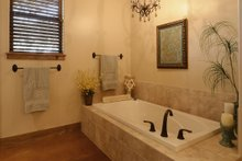 Ranch Interior - Bathroom Plan #140-149