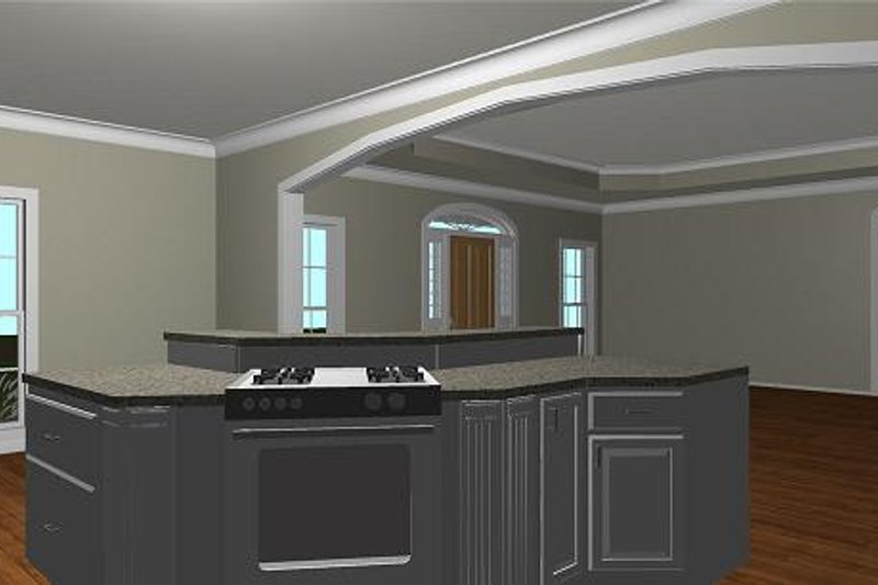 Country Interior - Other Plan #44-174 - Houseplans.com