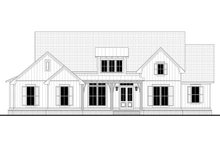 Home Plan - Farmhouse Exterior - Front Elevation Plan #430-226