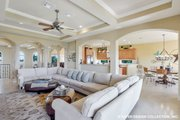 European Style House Plan - 4 Beds 4.5 Baths 5045 Sq/Ft Plan #930-505 Interior - Other