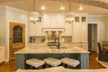 Home Plan - Prairie Interior - Kitchen Plan #930-463