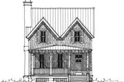 Cottage Style House Plan - 3 Beds 2.5 Baths 1847 Sq/Ft Plan #464-8 Exterior - Front Elevation